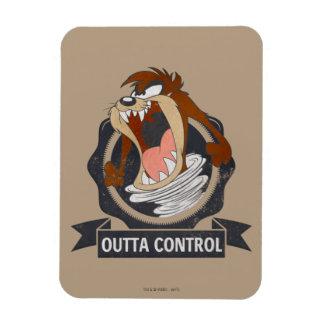 TAZ™ Outta Control Magnet