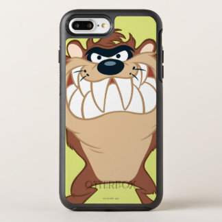 TAZ™ posing 17 OtterBox Symmetry iPhone 8 Plus/7 Plus Case