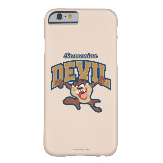 TAZ™ Tasmanian Devil Patch Barely There iPhone 6 Case