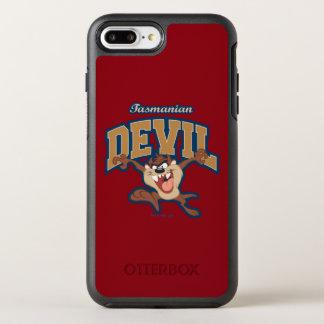 TAZ™ Tasmanian Devil Patch OtterBox Symmetry iPhone 8 Plus/7 Plus Case