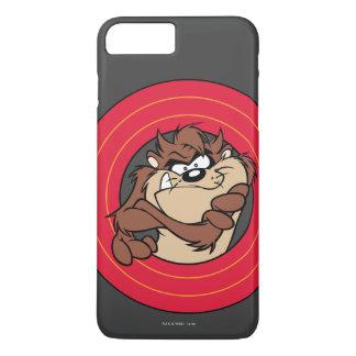 TAZ™ Through LOONEY TUNES™ Circles iPhone 8 Plus/7 Plus Case