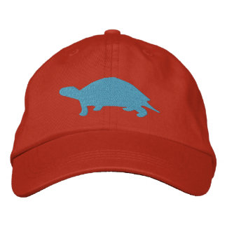 TBA Embroidered Turtle Hat Embroidered Cap