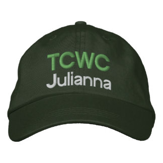 TCWC Embroidered Hat