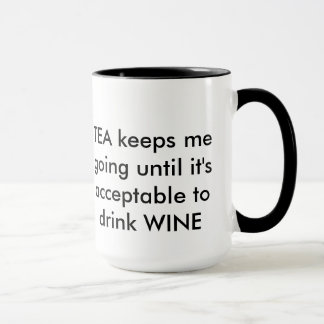 Tea and Wine Mug