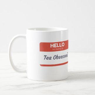 Tea Lover Basic White Mug