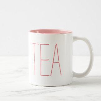 Tea Mug in Pink