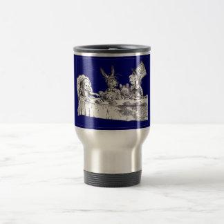 Tea Party Travel Mug
