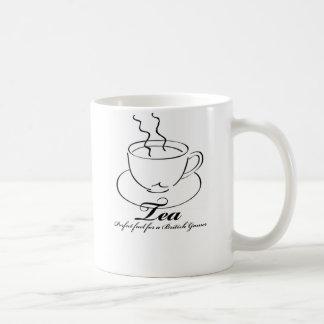 Tea - Perfect Fuel for a British Gamer Coffee Mug