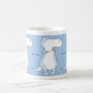 TEA REX dinosaur by Boynton Basic White Mug