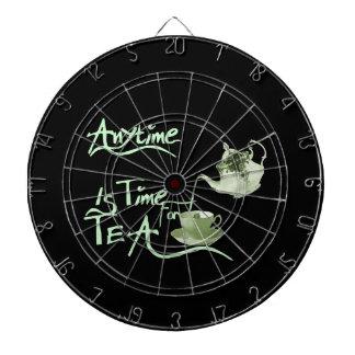 Tea Time Dartboard