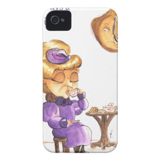 Tea Time Wicked Witches iPhone 4 Case