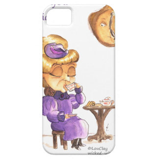 Tea Time Wicked Witches iPhone 5 Covers