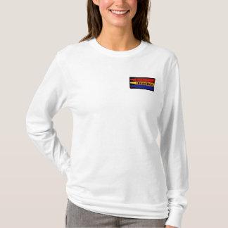 Teacher Crayon Design Shirt
