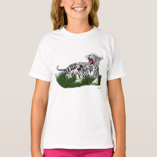 Teaching Her Cub to Roar T-Shirt