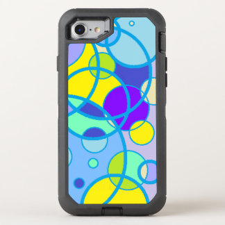 Teal Bubble Otterbox for iPhone - All Styles OtterBox Defender iPhone 7 Case