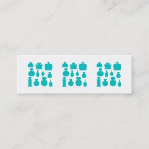 Scented business cards zazzle nz mini business card colourmoves