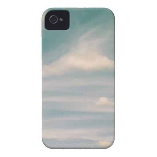 Teal sky Case-Mate iPhone 4 case