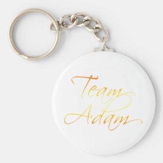 Team Adam - Keychain