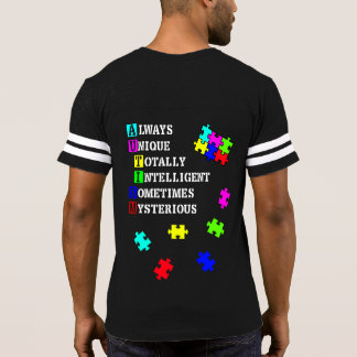 Team Aspie (Autism) T-Shirt