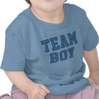 Team Baby Boy | Toddler Kid's Blue Shirt