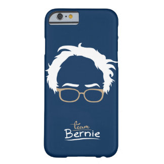 Team Bernie - Bernie Sanders for President 2016 Barely There iPhone 6 Case