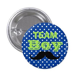 Team Boy-Baby Shower Buttons