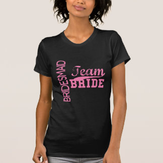 Team Bride 1 BRIDESMAID T-Shirt