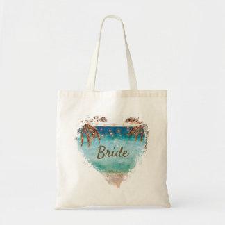 Team Bride I do crew tote beach bag bachelorette