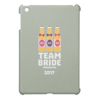 Team Bride Indonesia 2017 Z2j8u iPad Mini Case