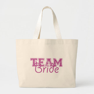 Team Bride - Perfectly Plum Tote Bag Gift