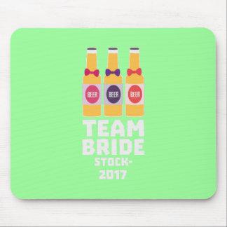 Team Bride Stockholm 2017 Z0k5v Mouse Pad