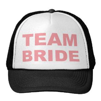 Team Bride Wedding Hen Party Cap