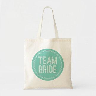 Team Bride - Wedding Tote Bag