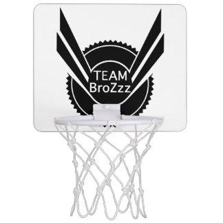 TEAM BroZzz Mini Basketball Mini Basketball Hoop