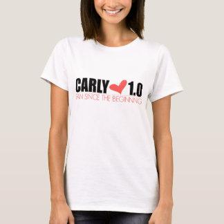 "Team Carly ""Carly 1.0 Fan"" Woman's T-Shirt"
