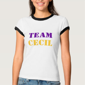 TEAM CECIL (W) T-Shirt