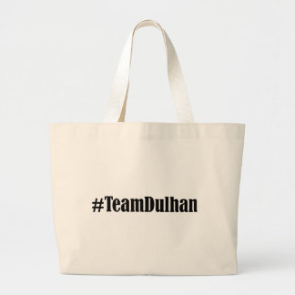 Team Dulhan Tote Bag Bride Family and Friends