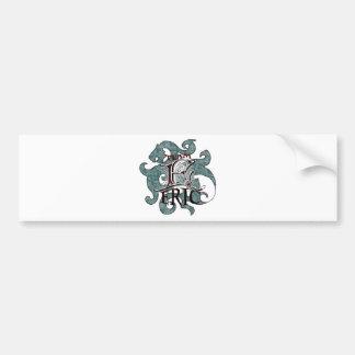 Team E Bumper Sticker