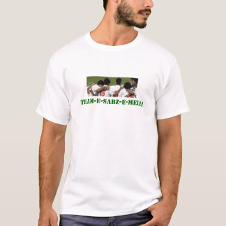 TEAM-E-SABZ-E-MELLI T-Shirt