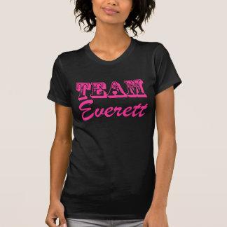 Team Everett tshirt