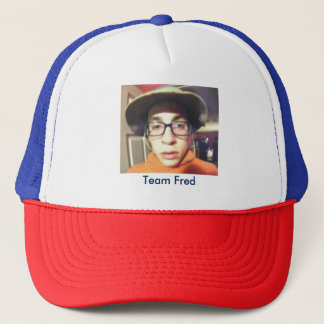 Team Fred Hat