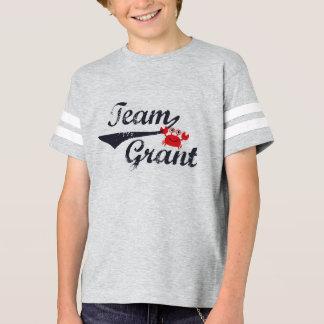 Team Grant Kiddo Football Shirt