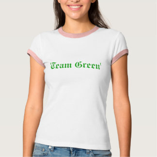 'Team Green' T-Shirt