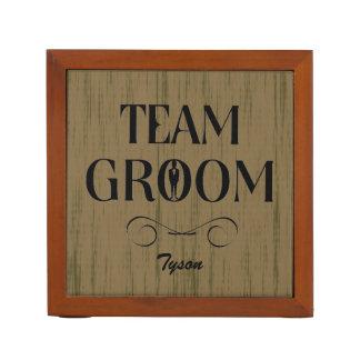 Team Groom - Creative Gifts for Groomsmen Desk Organiser