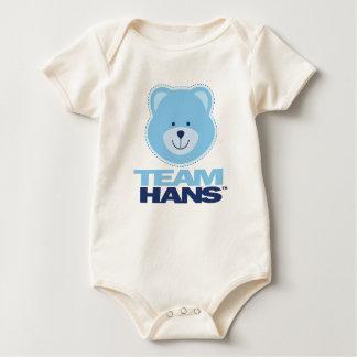 TEAM HANS BABY CLOTH BABY BODYSUIT