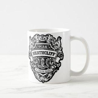 Team Heathcliff Basic White Mug