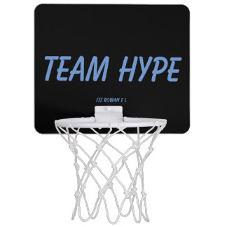 Team Hype mini  basket ball hoop