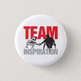 Team Insperation 3 Cm Round Badge