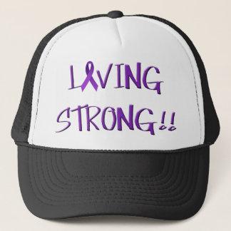 Team Living Strong Trucker Hat