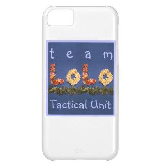 Team Lolo Tactical Unit iPhone 5C Case